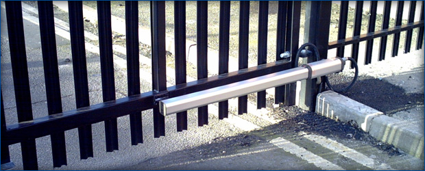 Automated Electric Security Gates In Kenya Nimba Technologies