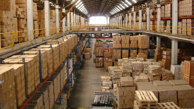 warehouse cctv systems